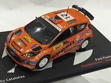 1/43 Ford Fiesta S2000 Rally Catalunya 2010 Henning negó