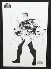 Superman Breaking Chains Print (EX) Signed by Eduardo Risso