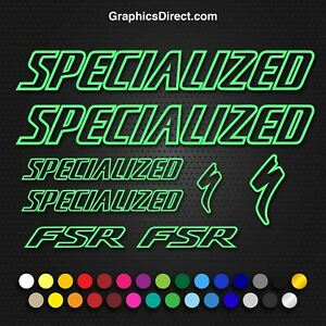 Specialized FSR Outline Set (BDS22)