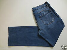 LUSSO JEANS PRADA 36 Button Fly Relaxed denim blue used Tip Top/g16