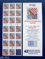 Sc # 2920a ~ BOOKLET ~ 32 cent FLAG OVER PORCH ~ Plate # V12211