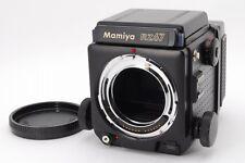 【Excellent+++++】 Mamiya RZ67 Pro Body 120 Holder Midium Format Film Camera #204
