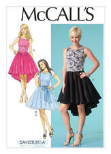 Sewing Pattern Summer Dress Size 38-46