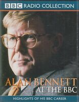 Alan Bennett At The BBC 2 Cassette Audio Book Career Highlights FASTPOST