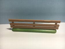 PLAYMOBIL –  Barrière en bois / Wooden fence / 5119 5122