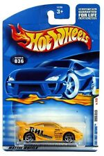 2001 Hot Wheels #36 First Edition Toyota Celica