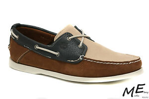 New Timberland EK Heritage 2Eye Boat Men Shoes Sz10.5 (MSRP $120) 6502R