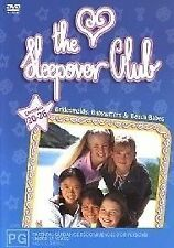 Sleepover Club #4 - Bridesmaids, Babysitters And Beach Babes (DVD, 2004)
