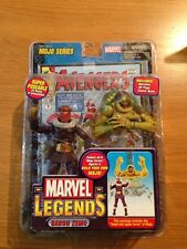 Marvel Legends Toy Biz Baron Zemo Action Figure, Mojo Series MOC Sealed