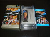 Starfox Nintendo Super Famicom Japan