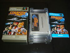 Starfox Nintendo Super Famicom Japan