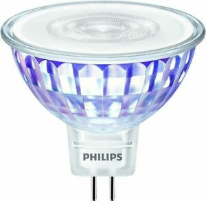 PHIL LED-Leuchtmittel Master Spot VLE D 7-50W MR16 827 60D