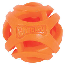 New Chuckit!-Breathe Right Fetch Aerodynamic Ball-Dog Toys Compatible Launchers