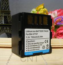 Battery for JVC BN-VF707U Everio GZ-MG21U GZ-MG20 HDD Hard Disk Drive Camcorder