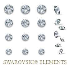 12 SWAROVSKI ELEMENTS Kristalle Steine selbstklebend Wandtattoo Strass Vario-Set