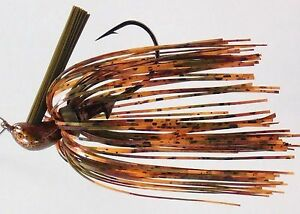Pro DC Arky Jig Spotted Tabasco B4B370A