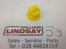 Lechler Yellow  02 F110 Standard Flat Fan Sprayer Nozzle Tip  Allman Amazone etc