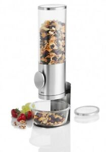 Dispenser per cereali AdHoc CS11 con supporto in acciaio inox