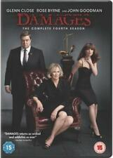 Damages - Series 4 - Complete (DVD,3-Disc Set)