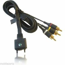 New Sony Ericsson TV Out Video Cable ITC-60 for C903, C905, Satio ORIGINAL