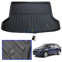 Rear Cargo Trunk Boot Mat Liner Floor Tray For Honda HR-V HRV Vezel 2014-2018