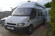 Ford LWB Campervans