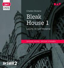 Bleak House 1 von Charles Dickens (31.08.2018, MP3-CD)