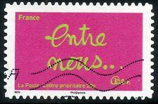 TIMBRE FRANCE AUTOADHESIF OBLITERE N° 612 / SOURIRES PAR HUMORISTE  BEN