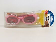 Doggles ILS Pink SMALL Goggles Sunglasses  Eye Protection for Dogs SEALED NEW