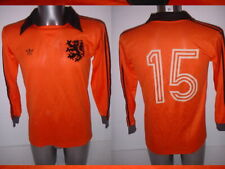 Holland Adult Large Adidas Shirt Jersey Trikot Football Soccer Top Netherlands