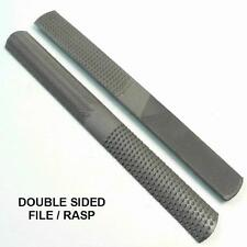 DOUBLE SIDED WOOD RASP FILE CARVING STICK  MAKING WOOD WORKING S884616