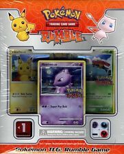 POKEMON RUMBLE GAME BOX BLOWOUT CARDS