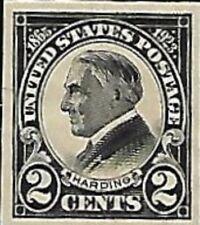 USA 1923 MNG WARREN GAMALIEL HARDING