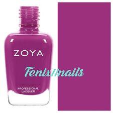 ZOYA ZP850 LIV pinkish purple nail polish lacquer SUNSETS Collection 0.5 oz NEW