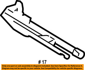 FORD OEM 01-05 Explorer Sport Trac Interior-Handle F5TZ17081AA