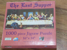 The Last Supper 1000 piece Jigsaw Puzzle - Brand New & Sealed SunsOut #46215 ++