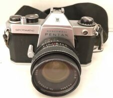 Honeywell Pentax Spotmatic 35mm Film Camera SLR  MC Auto f1:2.8 lens