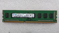 Samsung 4GB DDR3 SDRAM, DDR3-1600, PC3-12800U, 1.5V, M378B5173EB0-CK0