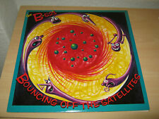 The B-52's ‎– Bouncing Off The Satellites [Vinyl LP] || G/VG