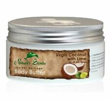 Nature's Secrets Body butter virgin coconut with Lime 200ml moisturizing cream