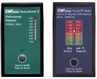EMFields PF5 Low Frequency EMF Meter Gaussmeter / Acousticom 2 RF Meter Bundle