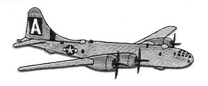 B-29 Super Forteresse WWII Alliée de Long Gamme Blouson Bomber Warbird Plan