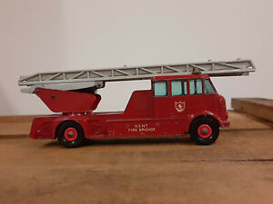 Vintage LESNEY Matchbox King Size No.15 Merryweather Fire Engine, Fire Truck