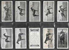 """OGDENS 1929 SCARCE ( SPORTS ) FULL 50 CARD SET """"""""  DERBY ENTRANTS 1929  """""""""""