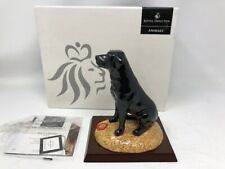 Royal Doulton Animals Gun Dog Collection Black Lab Labrador Rda 13 Rare Retired