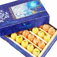 Diwali Gifts Indian Sweets - Pure Coconut Delight  - (800 gm)Free shipping world