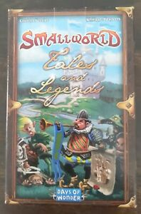 Small World Tales and Legends Expansion NEW - RARE