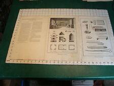 "Original engraving 1760's 10 1/2 x 16""  PEINTURE en EMAIL 2 sheets"