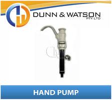 PVC Hand Pump (Camper Trailer Kitchen Canopy Caravan Motor home Camping Tap)