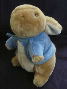 "Eden Toys Beatrix Potter Peter Rabbit 9.5"" Plush Toy"